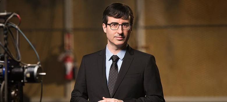 US comedy show host John Oliver takes a dig at Arnab (and berates the US media for ignoring the Indian polls)