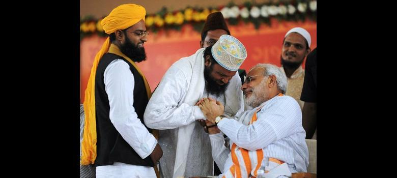 Modi wave sweeps away Muslim representation in Lok Sabha