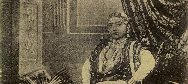 In a rare recording, Kolkata's Gauhar Jaan sings of her love for Mumbai
