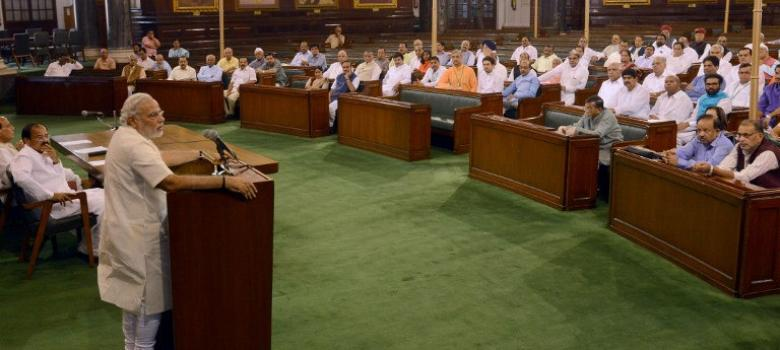 Modi bars ministers, bureaucrats from talking to journalists