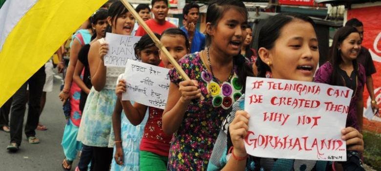 Rising demand for Gorkhaland puts BJP in tight spot