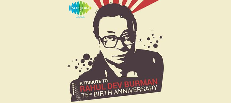 On RD Burman's 75th birth anniversary, a beautiful infographic of his life and work