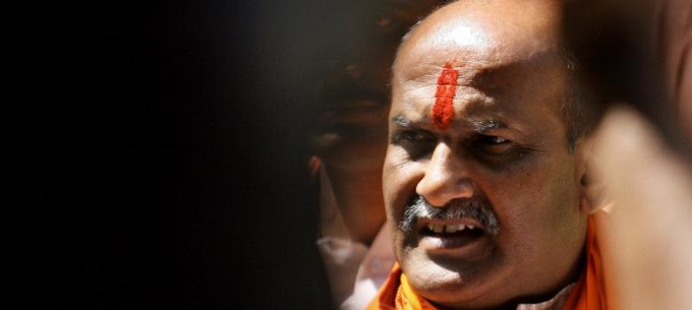 Muthalik's entry into Goa gives hard edge to Parrikar's soft Hindutva
