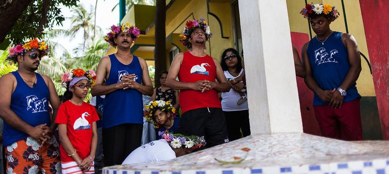 Wine, fruit, revelry and other colours of Goa's feast of São João