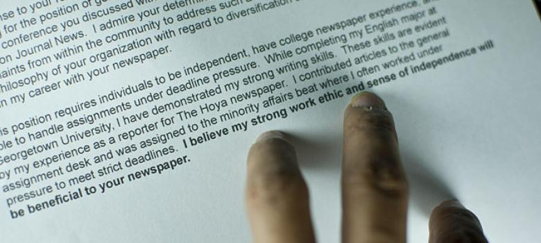 The art of writing a cover letter, according to Leonardo da Vinci