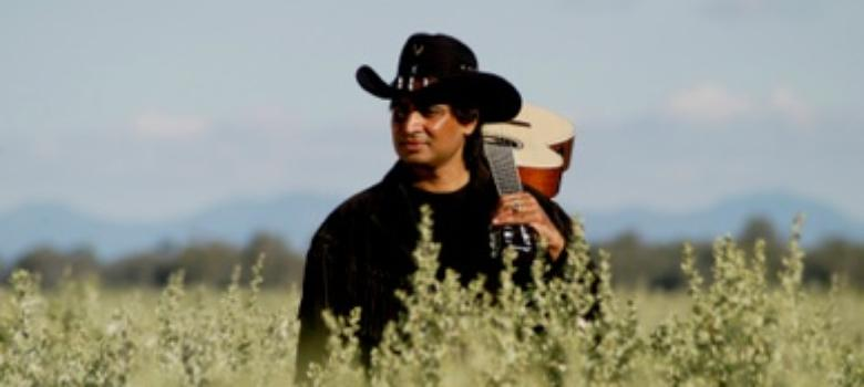 Swing to the country music of Bobby Cash, the Indian Cowboy from Dehradun