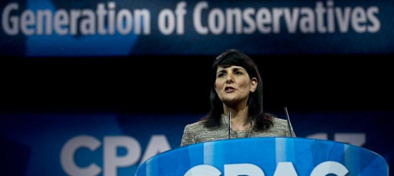 Indian-American Nikki Haley has edge in battle to be re-elected South Carolina governor