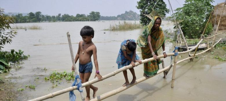 How climate change will alter life in India in 2030: hotter weather, more dengue