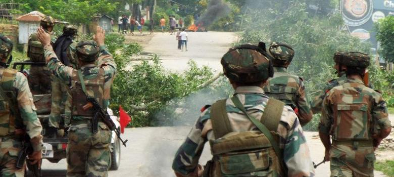 What you need to know about the five-decade border conflict between Assam and Nagaland