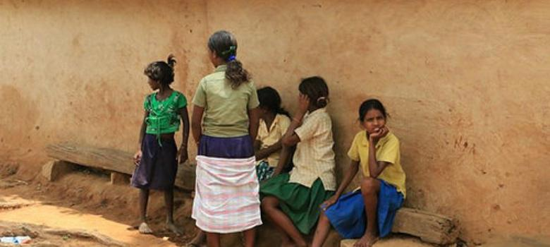 Half of India's missing children last year were sold into prostitution