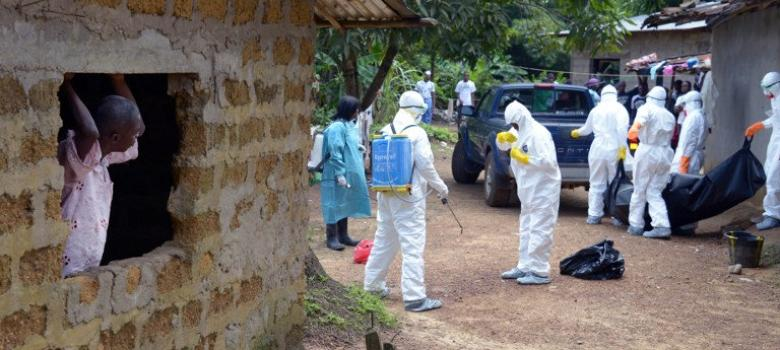 Health experts meet in Geneva to consider fast-tracking Ebola drugs