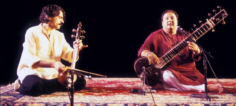 Recalling Ghazal, the duo that brought the sounds of Persia and India together again