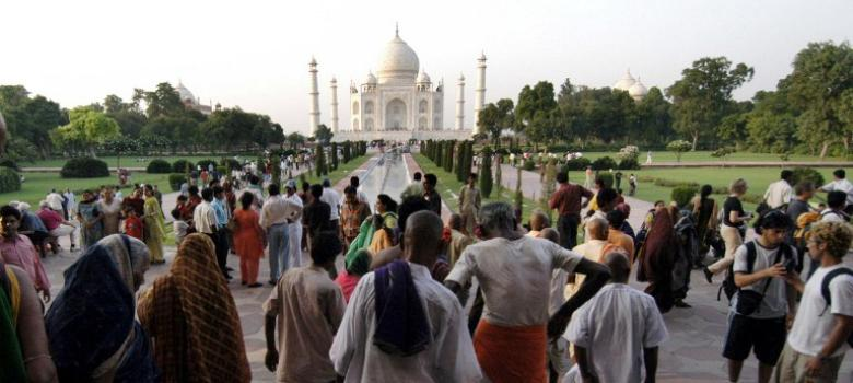 Despite Jaitley's contention, Delhi rape did not scare tourists away from India