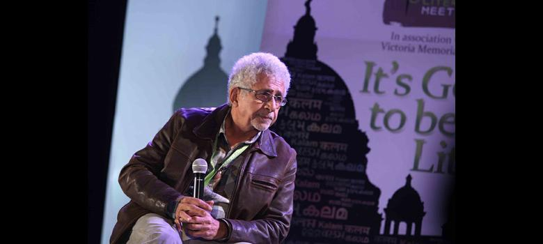 Naseeruddin Shah recalls his stage debut: 'The curtain opened. I was staring into a void'