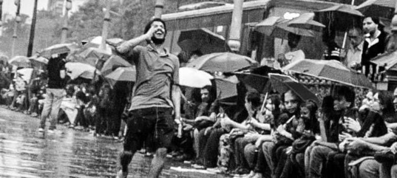 What do the protesting Kolkata students mean by #HokKolorob?