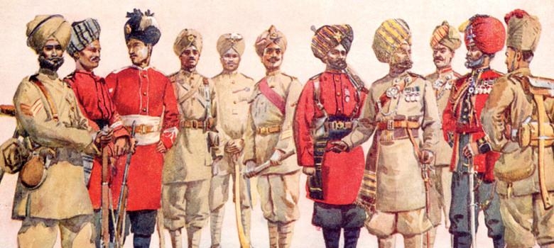 Even Gandhi, apostle of peace, wanted Indians to fight in World War I