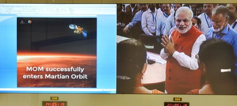 India's Mars probe explodes in cyberspace, sparks scores of Twitter jokes