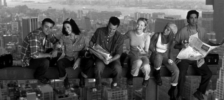 'Friends' cured India of its colonial hangover ‒ and made it fall in love with America