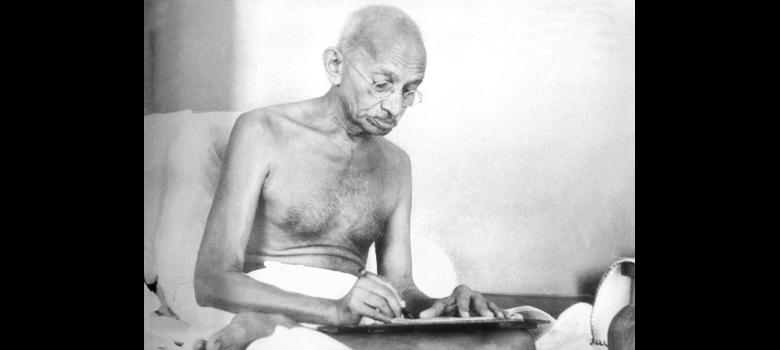 When Bollywood maestros collaborated to put a Gandhi prayer to melody