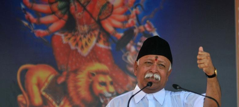 RSS broadcast is only one indication of rising control over Doordarshan, insiders complain