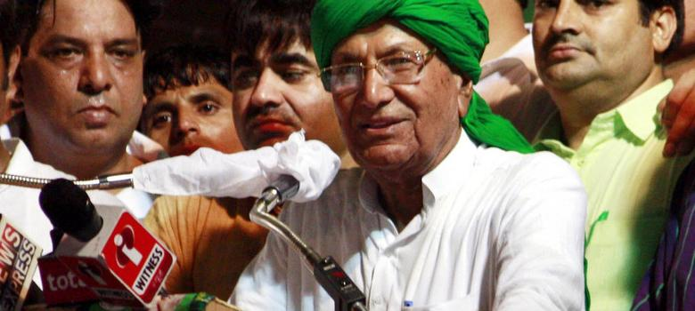 Chautala to surrender before Tihar Jail today