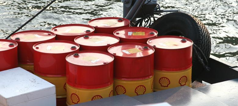 Global crude oil prices drop to a four-year low