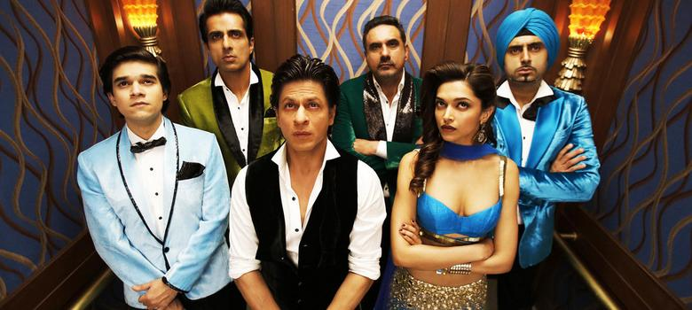 [Film review] 'Happy New Year' is another Farah Khan tribute to Shah Rukh's charms