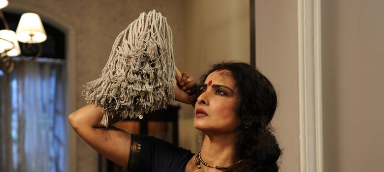 [Film review] Rekha returns as a glam gran in the super tacky 'Super Nani'