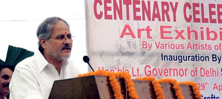Being Delhi's Lt. Governor Najeeb Jung is a bad idea