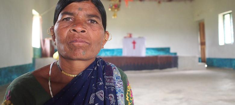 A BJP MP in Bastar is washing people's feet and stirring resentment against Christians