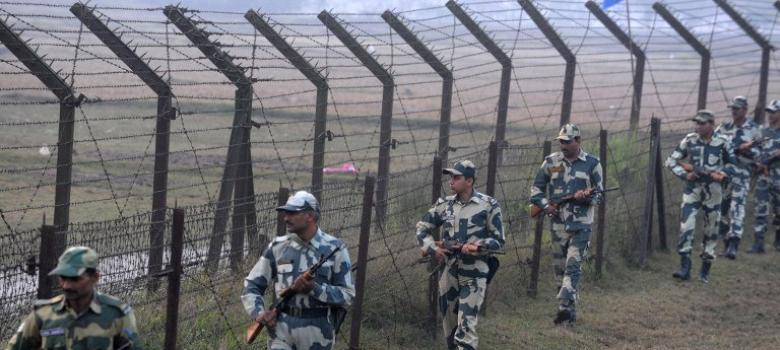 The Berlin Wall may have fallen, but India's border fences are getting more intimidating