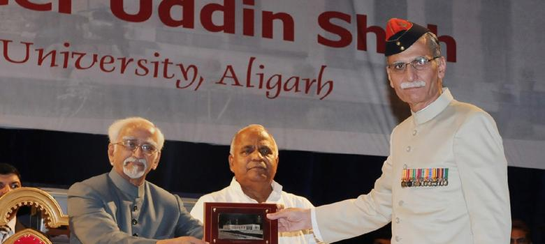 This isn't the first time the Aligarh Muslim University VC has said something outrageous