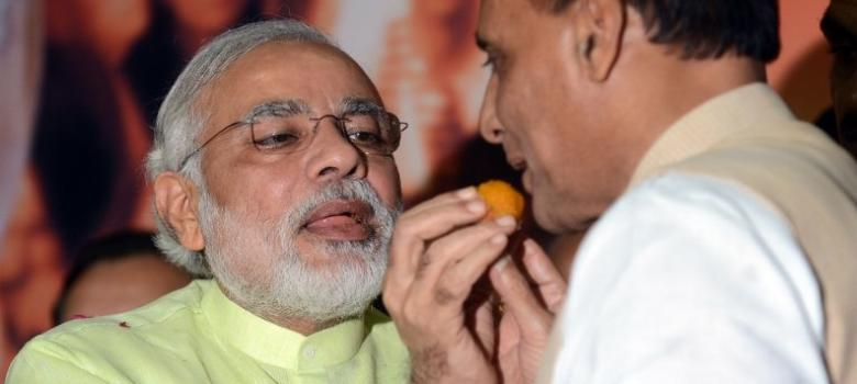 A short history of how Modi and Rajnath came to believe that mythology is science