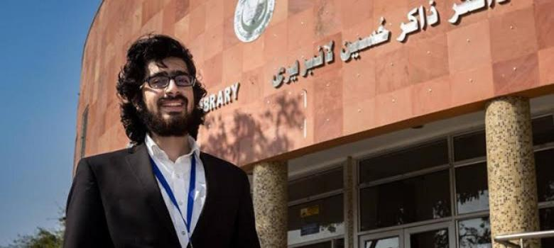 Afghan students in India find doors both closed and open