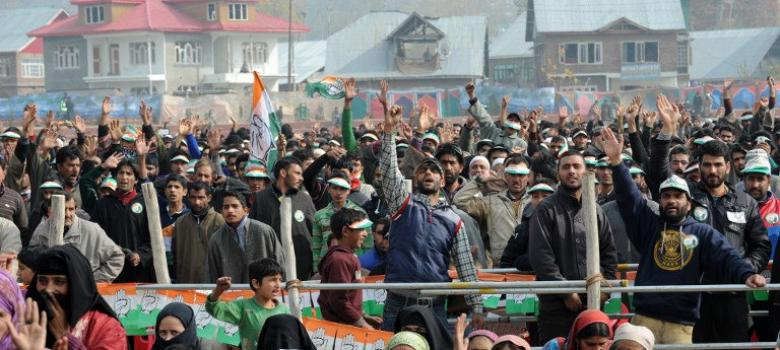 12 former government servants are contesting Kashmir elections