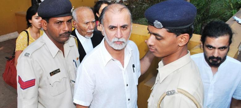 Rape-accused Tarun Tejpal set to return to literary circuit for panel on 'tyranny of power'