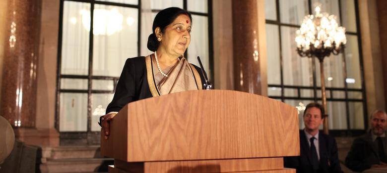 Why foreign minister Sushma Swaraj has clocked fewer flyer miles than Modi