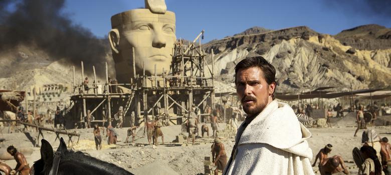 'Exodus: Gods and Kings' lacks faith and magic