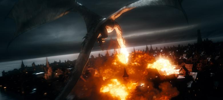 'The Hobbit: The Battle of the Five Armies' is best when it stays at war