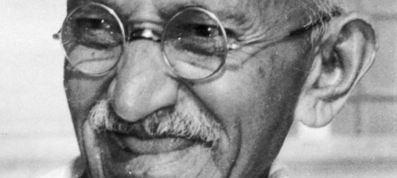 A Christmas message from Mahatma Gandhi