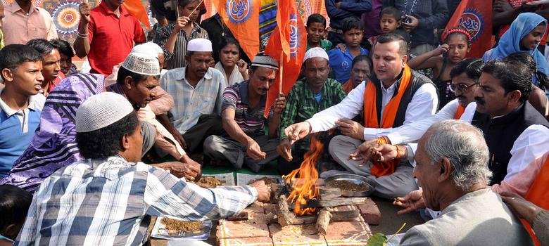 For Hindu nationalists, striking fear among India's minorities is the 'real development'