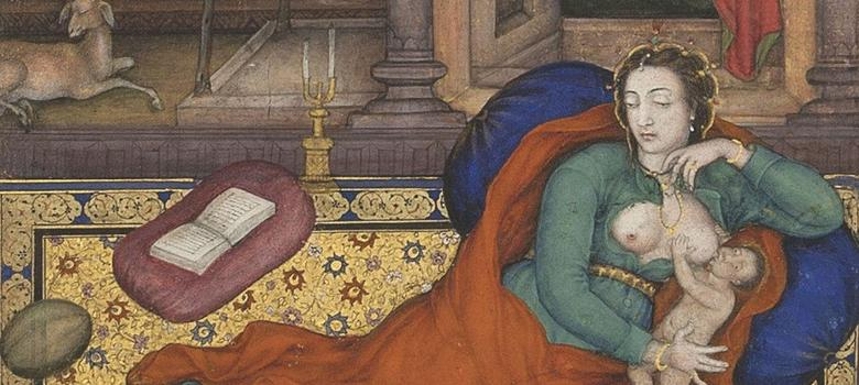 Astonishing Christmas-themed Mughal miniatures from the courts of Akbar and Jehangir