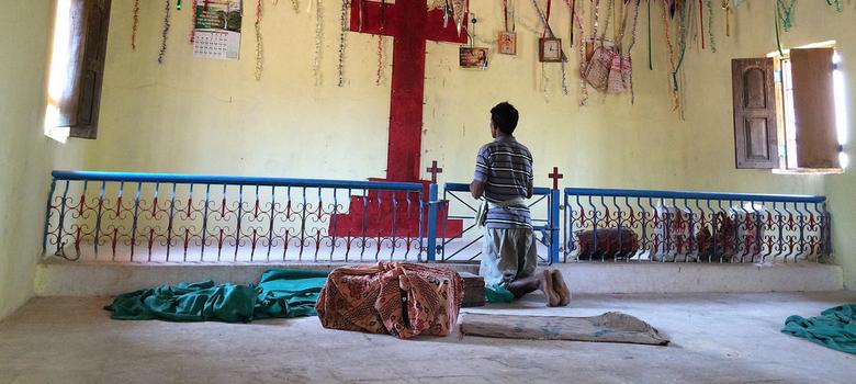 When I went looking for homecoming Christians in Gujarat
