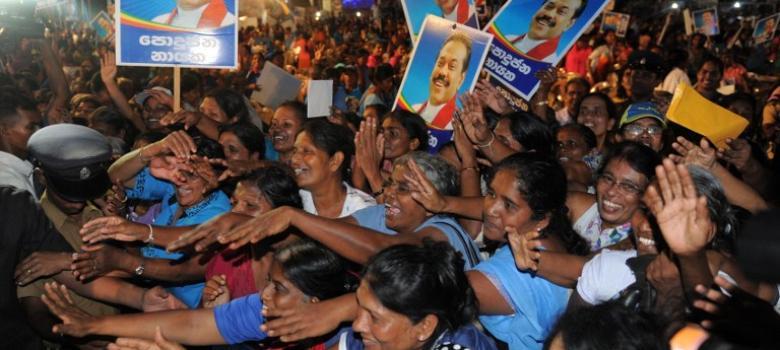 How Modi and Viber inspired the Lankan opposition to take on 'Nehru-Gandhi-like' Rajapaksa