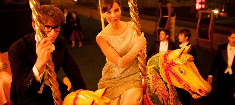 Film review: The Theory of Everything is elegant and absorbing – but also conventional