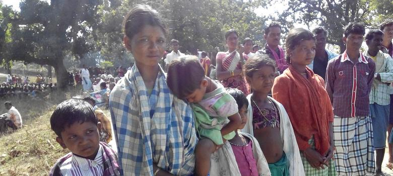 Fighting for justice, a woman in Dantewada refuses to cremate her husband