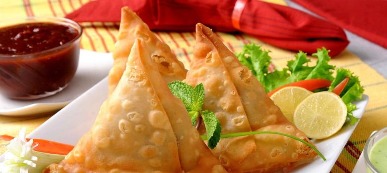 A short history of the samosa
