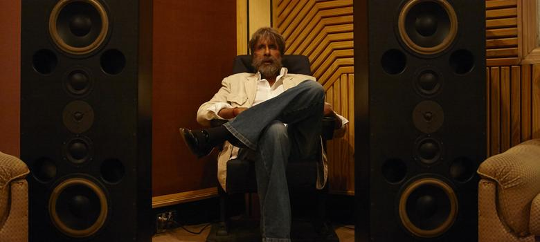 The sound of India: What happens when Amitabh Bachchan becomes only a voice