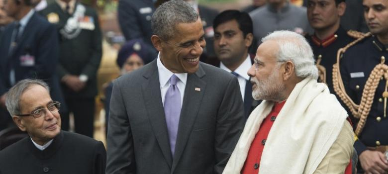 Obama visit helped Modi move the hyphen from Indo-Pak to Indo-Pacific