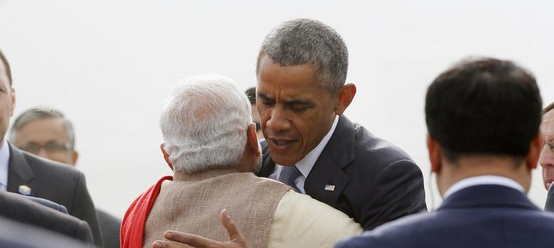 Six hilarious ways Modi tried to match Obama's cool quotient (but failed miserably)